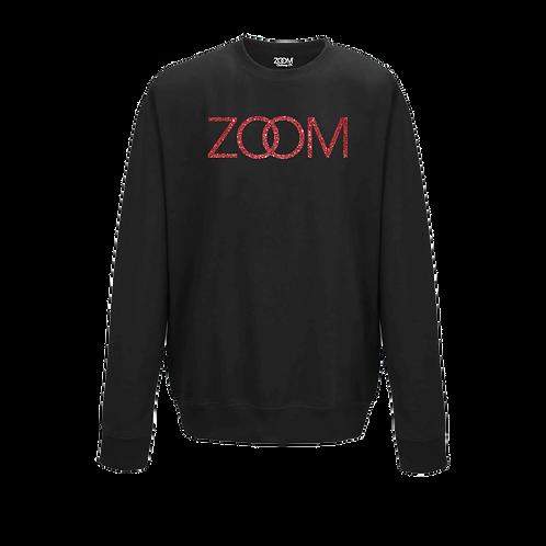 Zoom Glitters - Black