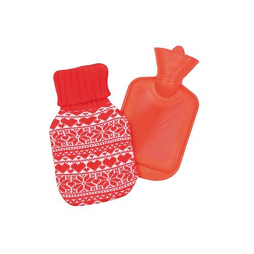 Festive Hot Water Bottle
