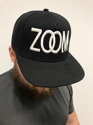 Black ZOOM cap - Cal.png