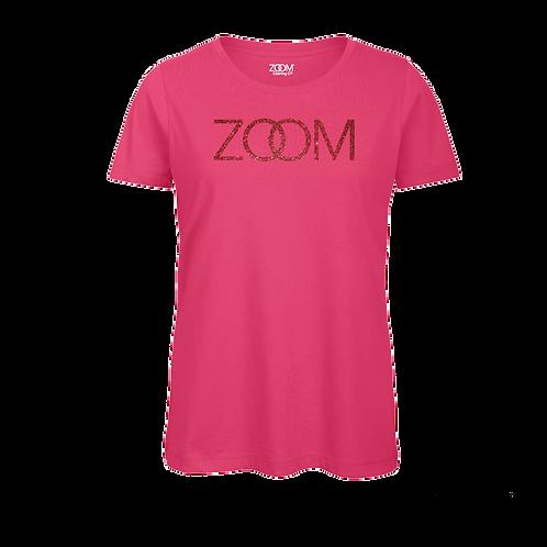 Zoom Glitters - Fuscia