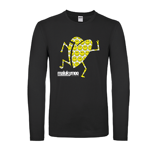 Signature Smiley Long Sleeved Tee
