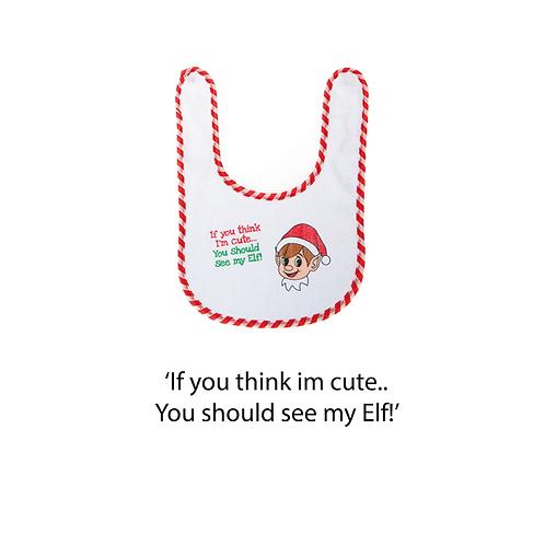 Elf Baby Bibs