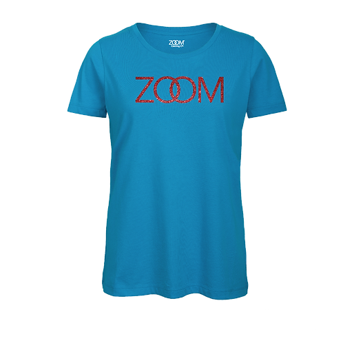Zoom Glitters - Blue