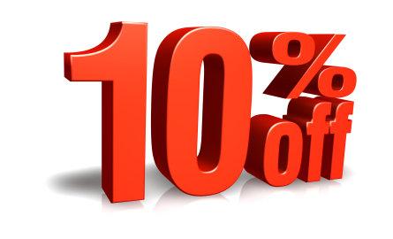 FREE 10% SCHOOL VOUCHER
