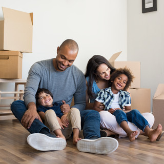 Purpose-built rental homes.