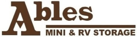 Ables Mini & RV Storage Logo