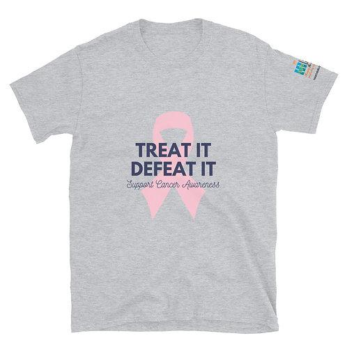 Treat it Short Sleeve Unisex T-shirt