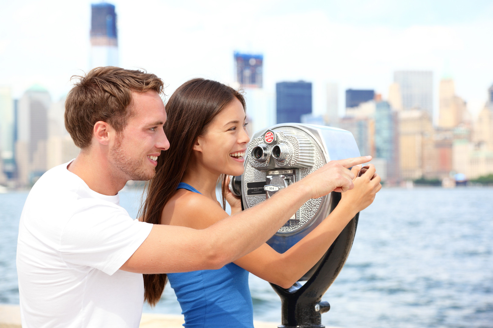 bigstock-Tourists-couple-travel-in-New--