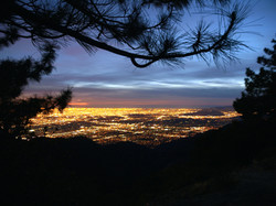 bigstock-Los-Angeles-From-The-Pines-5087