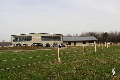 Facility at Spirit's Whisper Ranch