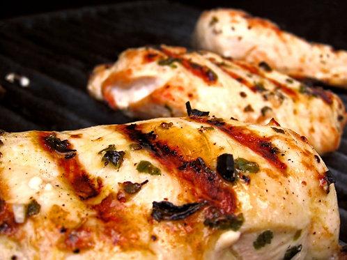 Add Grilled Chicken
