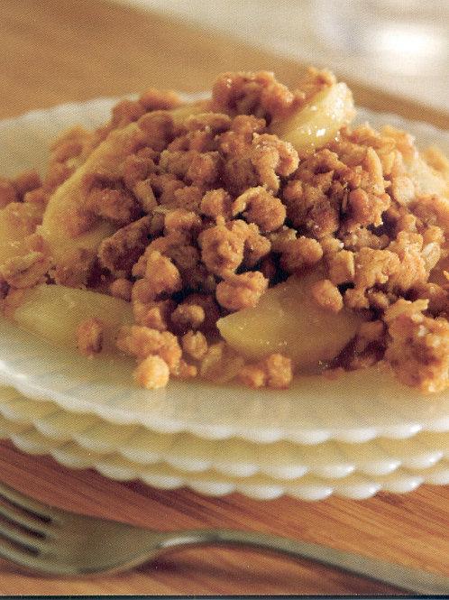 Apple Crumb Dessert