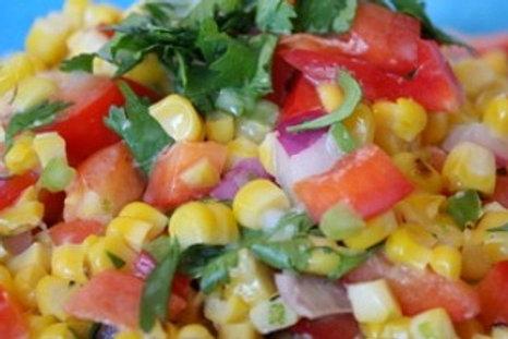 Fire Roasted Corn Salad Extra Side