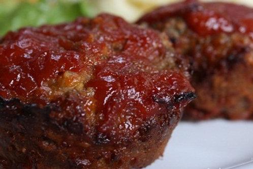 Individual Meatloaf Entree