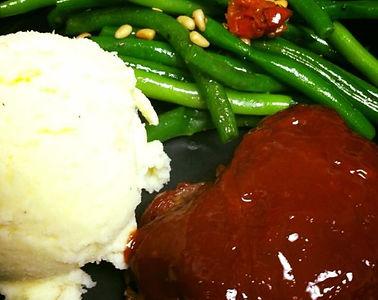 Meatloaf  & Mashed Potatoes.JPG