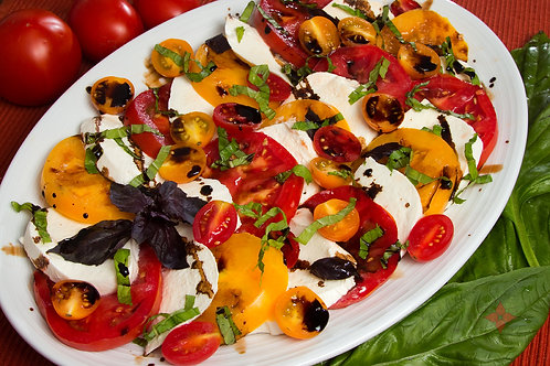 Tomato Salad 2 Servings