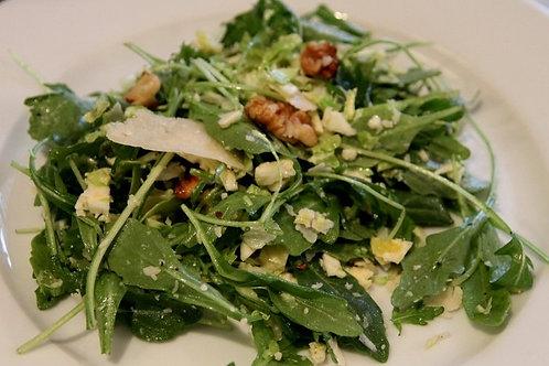 Arugula, Pear Pistachio Salad 6 Servings Included
