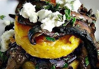 Polenta with Mushroom.JPG