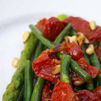 Extra side green beans 4 oz