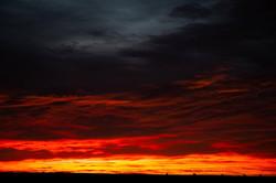 Sunset over Stonegate