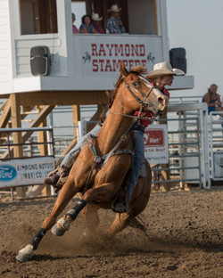 Town of Raymond-Stampede Grounds