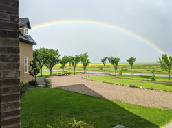 Rainbow over StoneGate