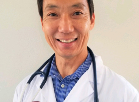 Doctor David Moon Believes VanDOit's EverShower May Help Lower Risk of Exposing Others to COVID-19