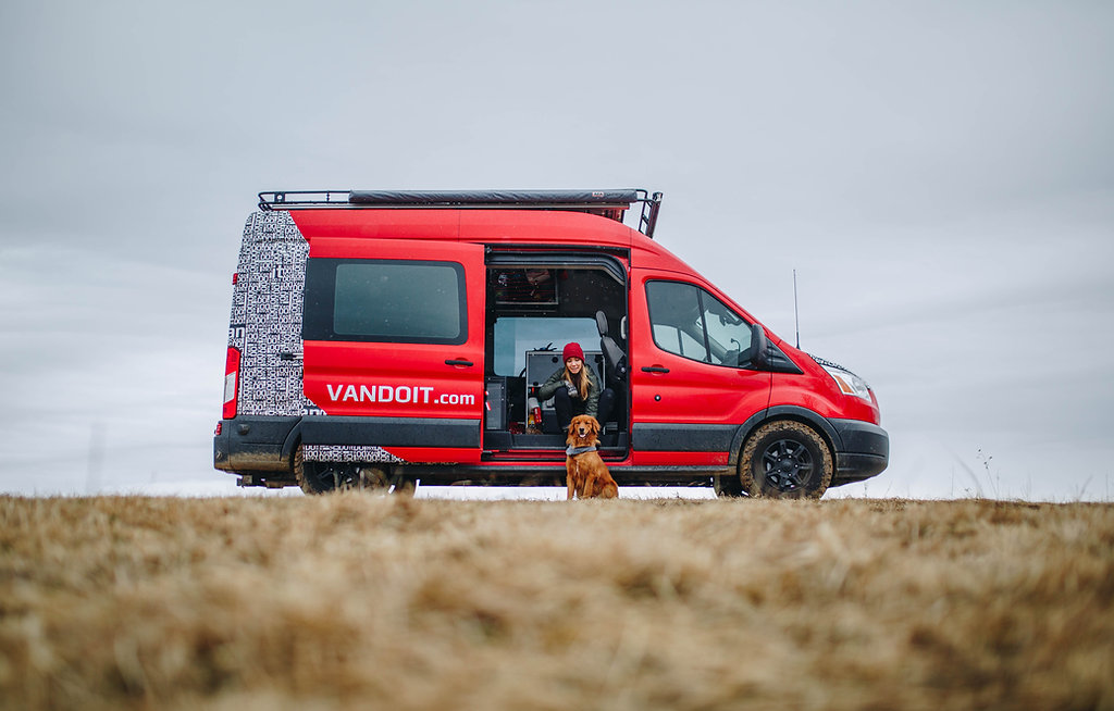 VanDOit - Custom Camper Vans, Ford Transit - You VanDOit