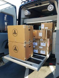 box gear slide