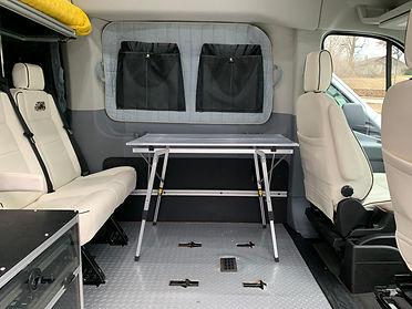 Kitchen Pod | VanDOit - Custom Camper Vans, Ford Transit