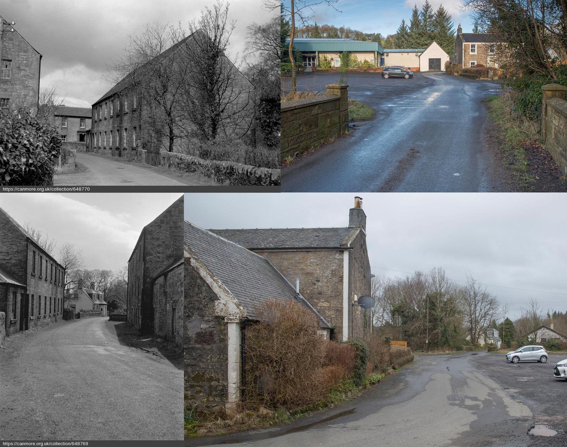 Burnfoot Mills