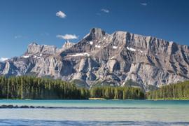 Mt. Rundle 1, Canada