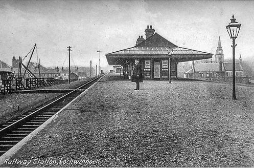 Lochwinnoch Railway Station