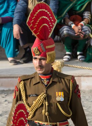 Wagah Border Ceremony, India