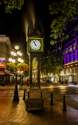 Gaslight District, Vancouver