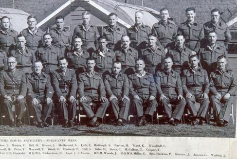 Maritime Royal Artillery Personnel