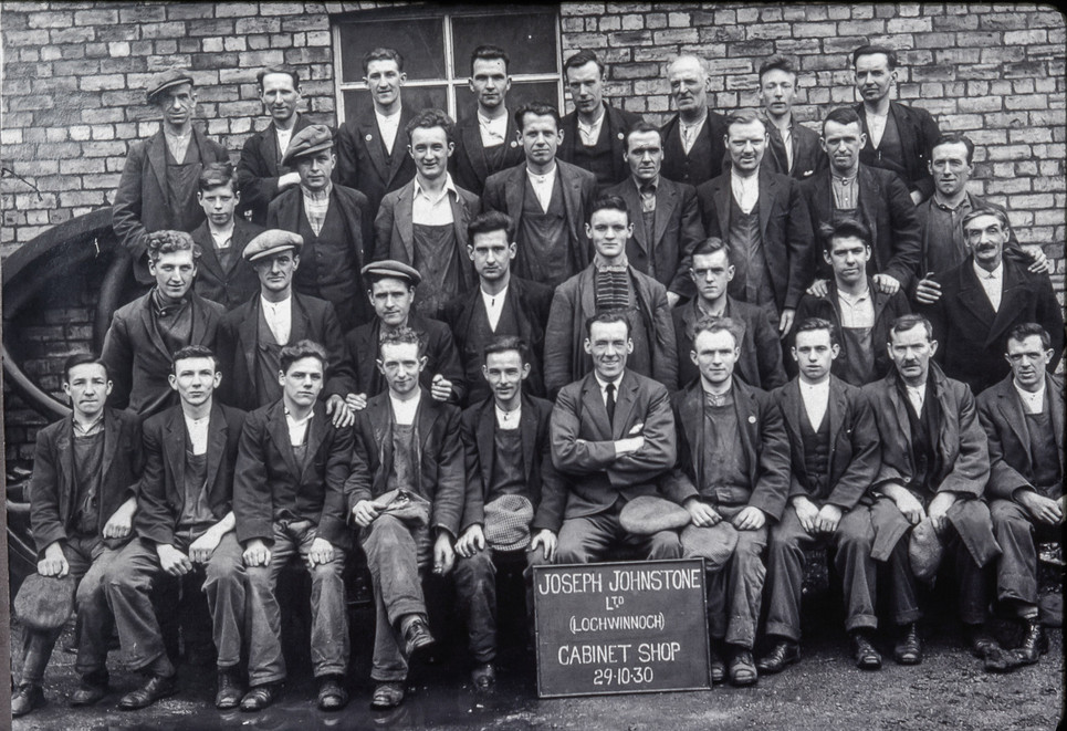 Cabinet Shop 29th Oct 1930