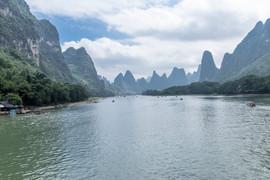 The Li River, China