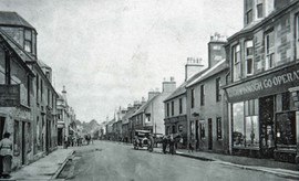 Main Street 1900'ish