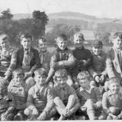 A group of boys.