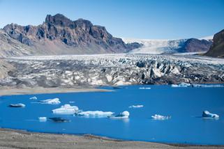 Skaftafellsjökull Glacier 2
