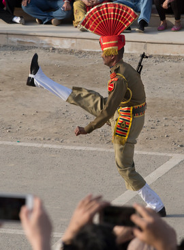Wagah Border Ceremony, India