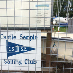The Sailing Club's Weather stone