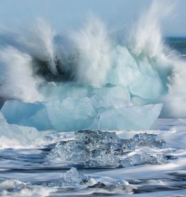 Jokulsarlon Glacier Lagoon Beach 5