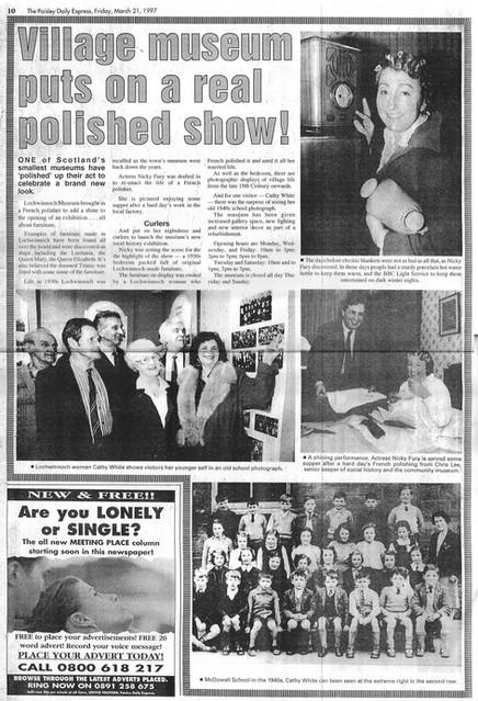 1997 Paisley Daily Express