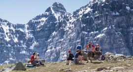 Sentinal Pass 3, Canada
