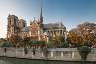 Notra Dame Cathedral, Paris