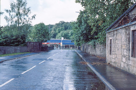 Main Street at Calderhaugh