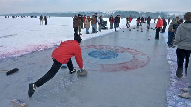 Jan 2010 Erskine Curling Club