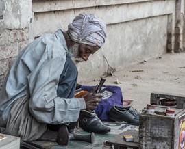 Cobbler, India